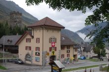 Sust Lodge am Gotthard Hospental