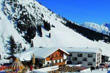 Steffisalp Warth am Arlberg
