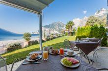 Lido Blu Hotel Surf & Bike Torbole am Gardasee - Nago