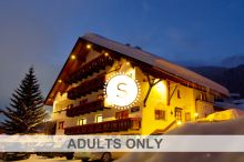 Sonnbichl 'Adults only' St. Anton am Arlberg