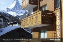 Welcome B&B Zermatt