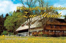 Staude Gasthaus Triberg