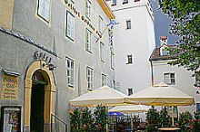 Goldener Engl Hall in Tirol