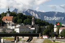 Strawberry Hostel de stad Salzburg