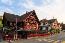 Swiss Chalet Bed & Breakfast Merlischachen