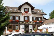 Zur Grässelmühle Gasthaus Sasbachwalden