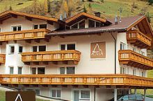 A Casa Appartements Sölden
