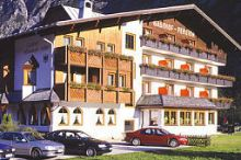 Schwarzer Adler Gasthof Steeg im Lechtal