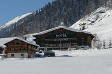 Walliser Sonne Hotel Restaurant Gluringen