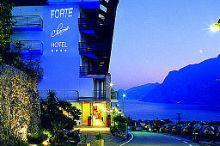 Garda Hotel Forte Charme Torbole am Gardasee - Nago