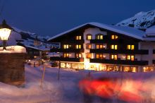 Hotel Garni Knappaboda Lech am Arlberg