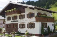 Hartenfels, Pension Lech am Arlberg