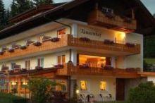 Tannenhof Hotel Pension Ehrwald