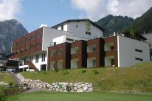 Aktivhotel Sarotla Golf-Ski-Wellness Brand in Brandnertal Valley