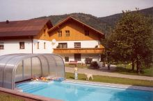 Jausenstation Bernhard Pension Engelhartszell
