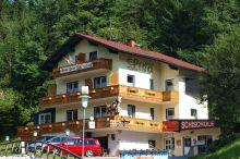 Hotel Garni Lisa Cafe Annemarie Hinterstoder