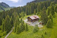 Wannenkopfhütte Obermaiselstein