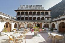 Park Hotel Evançon Verres