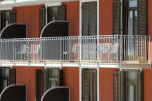 Club Hotel La Vela Torbole am Gardasee - Nago