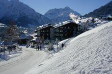 Suitehotel Kleinwalsertal Hirschegg