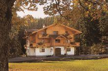 4* Bio-Holzhaus Heimat aus Tannenholz Ramsau am Dachstein