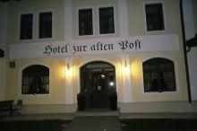 Zur alten Post Eching am Ammersee