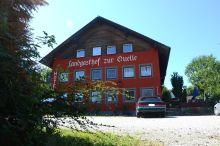 zur Quelle Landgasthof Seeshaupt