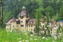 Naturhotel Schloss Kassegg St. Gallen