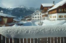 Morent Berghütte Zöblen