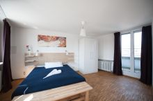 Übernacht Hostel Augsburg