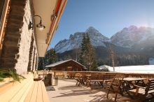 Naturhotel Family Alm Tirol Biberwier
