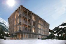 Eden Selva Mountain Desing Hotel Wolkenstein