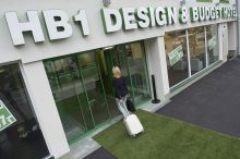 HB1 Schönbrunn Budget & Design Wien