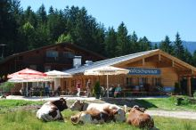 Götschenalm Alpengasthof Bischofswiesen