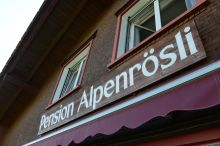 Pension Alpenrösli Gais