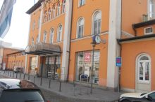 Hotel im Bahnhof Passau