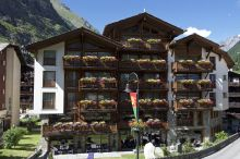 Matterhorn Lodge Hotel & Apartments Zermatt