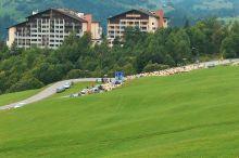 Hotel Disentiserhof Ferienwohnung Disentis/Mustér
