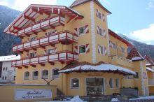 Hotel Garni Alpenschlössl Mayrhofen