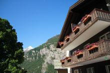 Ferienwohnungen  in Randa Haus Bergdohle Randa