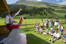 Erstes Kinder - & Gletscherhotel Hintertuxerhof Tux/Hintertux