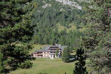Hohe Gaisl Hotel Prags