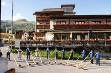 Kessler's Kulm Hotel Davos