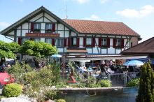 Koi-Gartenteich Sumiswald
