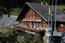 Infopoint-Panoramahotel Brünig Kulm Meiringen