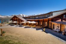 Maseben Berghütte Ski Curon Venosta