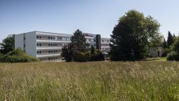 Exterior view ibis Dortmund West