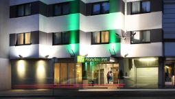 Buitenaanzicht Holiday Inn VIENNA CITY