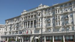 Buitenaanzicht Starhotels Savoia Excelsior Palace