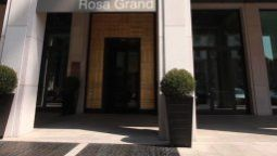 Exterior view Starhotels Rosa Grand